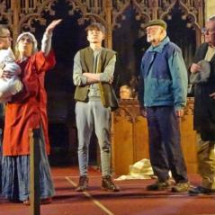 Shepherds mystery play