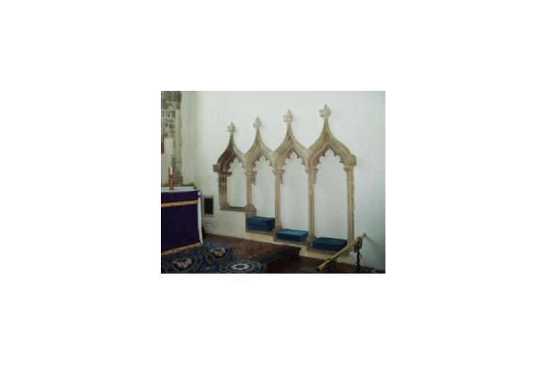 St Andrews Swavesey alcoves