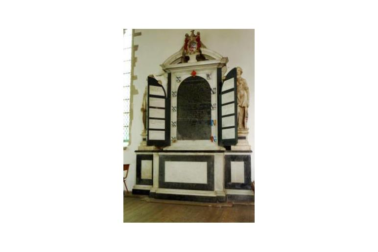 St Andrews Swavesey Monument